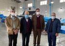 مسئول گروه جهادی عماریون کشور با مدیرعامل شرکت صنایع پزشکی تایان دیدار کرد