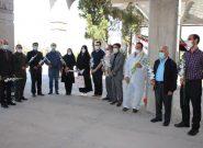 تجلیل از خانواده شهید مدافع سلامت