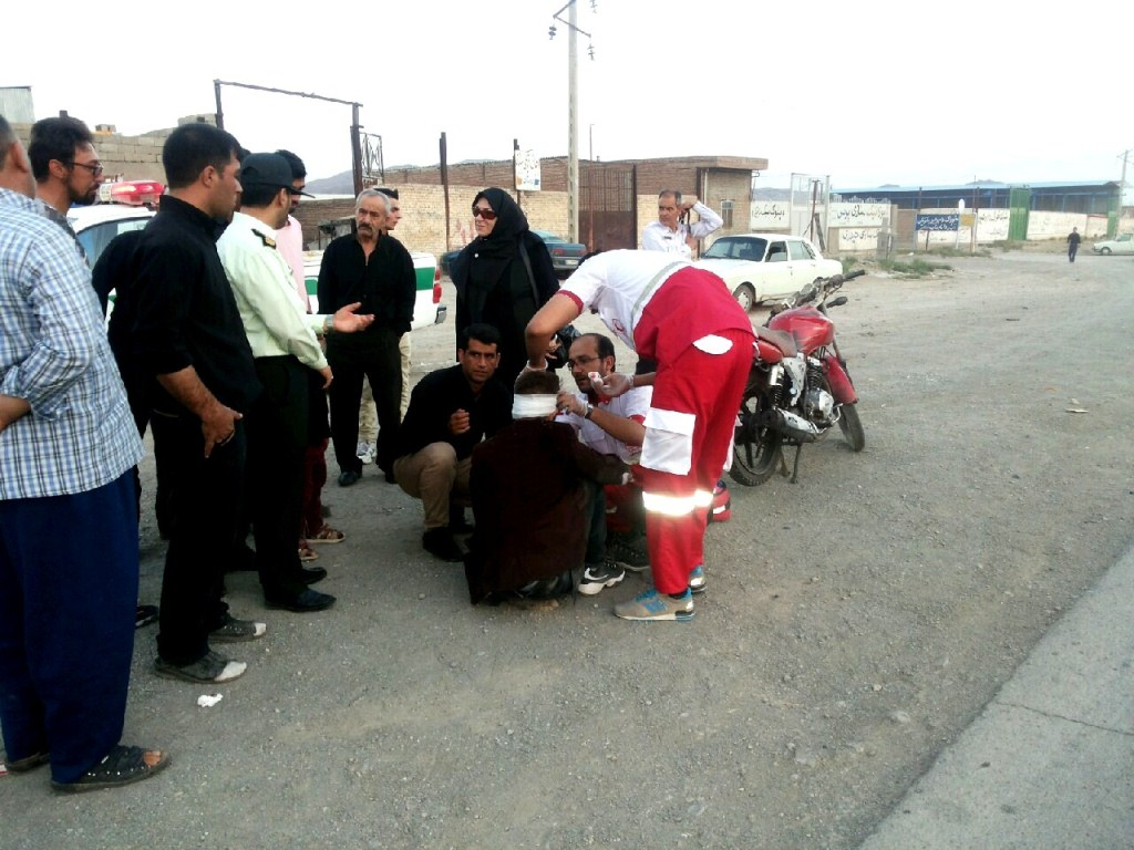 گزارش تصویری انجام ۱۱۹۷ عملیات امدادی توسط نجاتگران پایگاههای امدادی هلال احمر آذربایجان شرقی در سالجاری