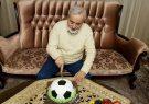 پیام تبریک یداله جعفری در پی درخشش تراکتور در جام حذفی فوتبال