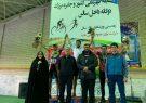 مسابقات قهرمانی کشور و جایزه بزرگ دواتلون داخل سالن قهرمانی کشور برگزار شد