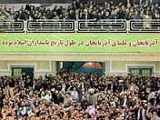 دیدار جمعی از اعضای جامعه اسلامی کارگران با مقام معظم رهبری