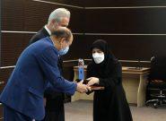 اداره کل بهزیستی آذربایجان شرقی دستگاه برتر در بیست و چهارمین جشنواره شهید رجایی