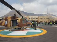افتتاح پد پروازی پایگاه ششم هوانیروز ارتش طی روزهای آتی