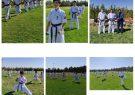 تمرین مشترک سبک قدرتمند کیوکوشین سنتی استان آذربایجان شرقی در مجموعه تفریحی فرهنگی ورزشی هشت بهشت شهر جدید سهند برگزار شد.