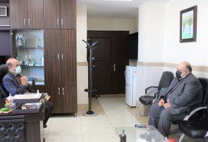 در دیدار مدیر عامل مرکز نیکوکاری پیوند اعضا استان و مدیر کل سلامت شهرداری تبریز عنوان شد؛تعامل و هم افزایی در راستای ارتقاء سلامت بیماران پیوندی