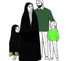 مشکلات رابطه با خانواده همسر